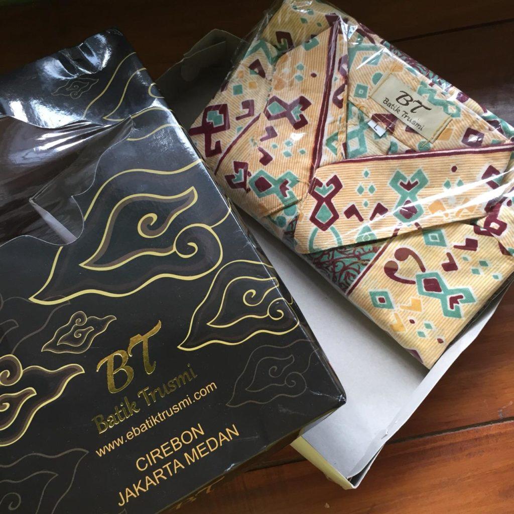 Srikandi Batik dari Trusmi Jadikan Batik Lebih Baik